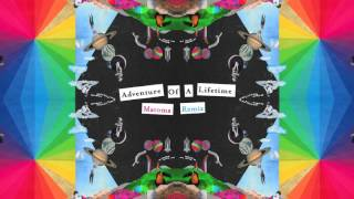 Coldplay - Adventure Of A Lifetime (Matoma Remix) (Audio)